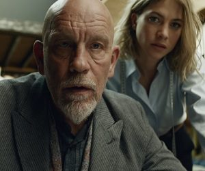 Squarespace Commercial 2017 - John Malkovich