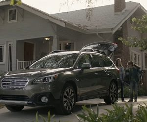Subaru Outback Commercial 2017