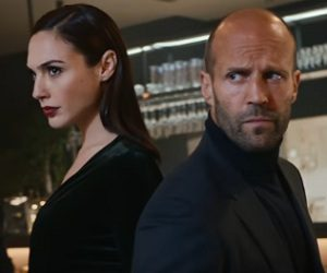 Wix Commercial - Jason Statham and Gal Gadot