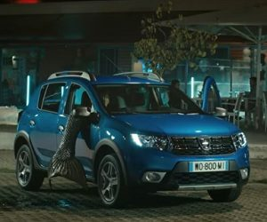 Dacia Sandero Commercial 2017 - Mermaid
