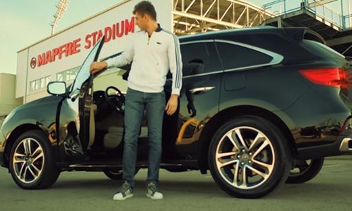Acura Commercial - Columbus Crew