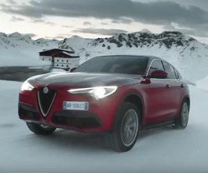 Alfa Romeo Stelvio Commercial 2017