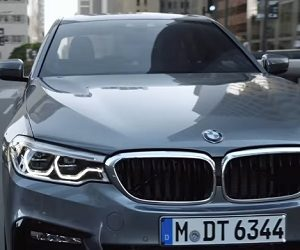 BMW 5 Series Commercial 2017