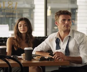 BMW Series 5 Commercial 2017 - Actor: Scott Eastwood