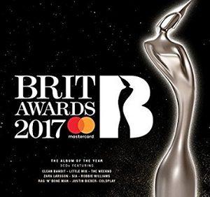 BRIT Awards 2017 - The Album