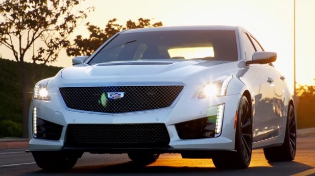 Cadillac CTS-V Commercial