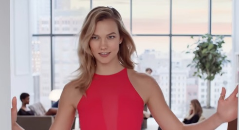 Express Commercial - Karlie Kloss