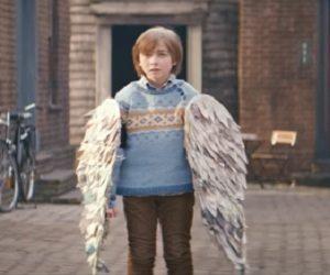 Edeka Werbung 2017 - Fliegender Junge