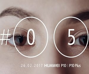 Huawei P10 and P10 Plus Commercial