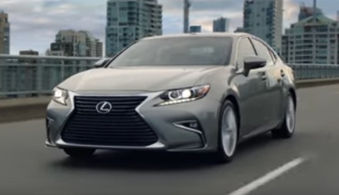 Lexus ES Commercial 2017