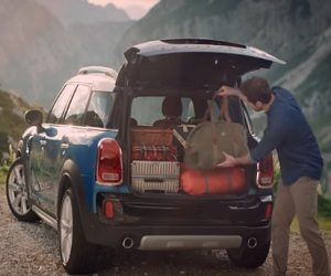 MINI Countryman Commercial 2017