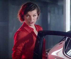 Toyota C-HR Commercial 2017 - Milla Jovovich