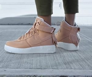 Nike Air Force 1 SL Commercial