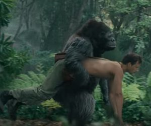 Old Spice Commercial 2017 - Gorilla