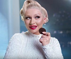 Oreo Commercial - Christina Aguilera