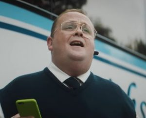 Paddy Power TV Advert 2017 - The Coach Driver