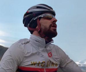 Skoda TV Advert - Sir Bradley Wiggins