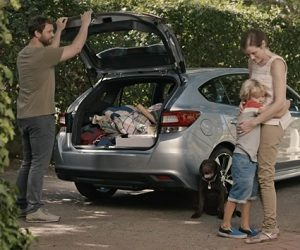 Subaru Impreza Commercial - Boy Moving Out