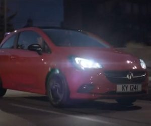 Vauxhall Corsa TV Advert 2017