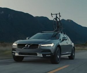 Volvo V90 Cross Country Commercial