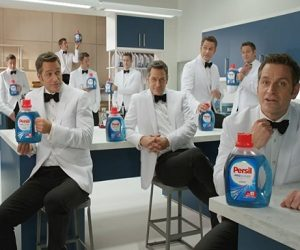 Persil Commercial 2017 - Peter Hermann