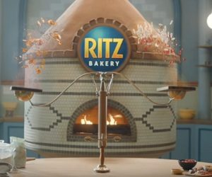 Ritz Crisp & Thin TV Advert