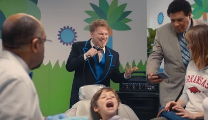 AT&T Dentist Commercial