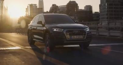 Audi Q5 Commercial