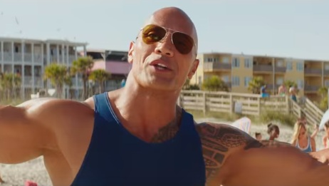 Baywatch (2017 Movie) - Dwayne Johnson