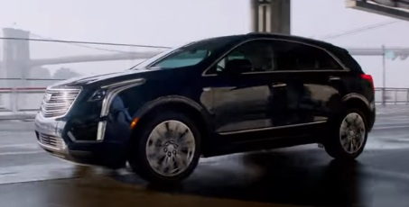 Cadillac Xt5 Commercial Song