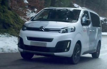 Citroen SpaceTourer TV Advert