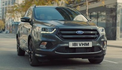 Ford Kuga TV Advert