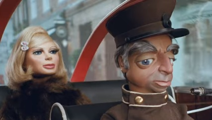 Halifax Advert - Lady Penelope & Parker
