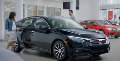 Honda Civic Commercial