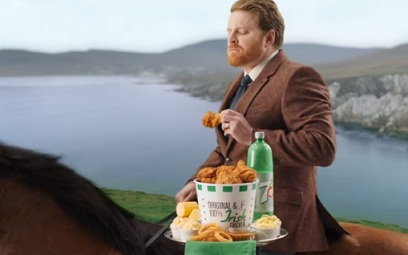 KFC TV Advert - Irish Chicken