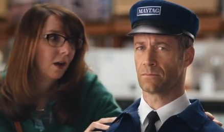 Maytag Man Commercial