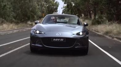 Mazda MX-5 RF Commercial