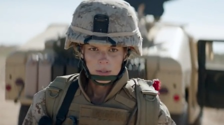 Megan Leavey (2017 Movie) - Trailer Song