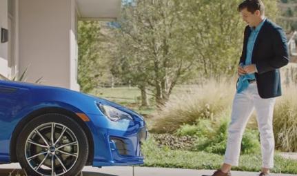 Subaru BRZ Commercial