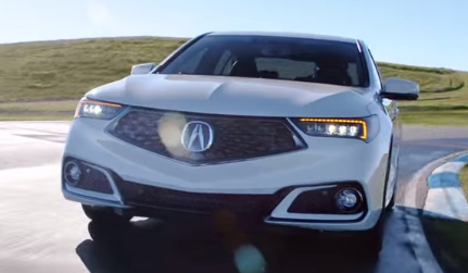 2018 Acura TLX Commercial