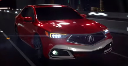2018 Acura TLX Commercial Song - Reveal