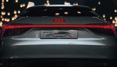 Audi e-tron Sportback Werbung