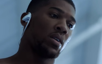 Anthony Joshua - Beats by Dre Commercial
