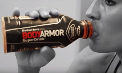 BodyArmor SuperDrink Commercial
