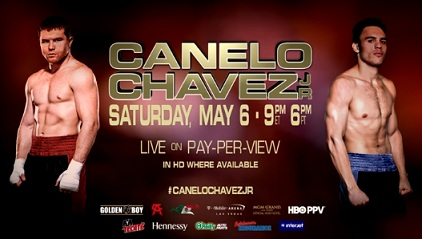 Canelo Alvarez vs. Chavez Jr.