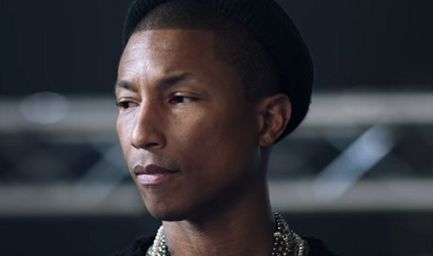 Pharrell Williams - Chanel Commercial