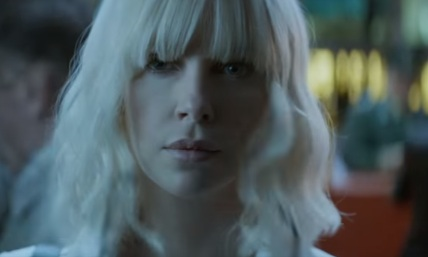 Charlize Theron - Atomic Blonde Movie