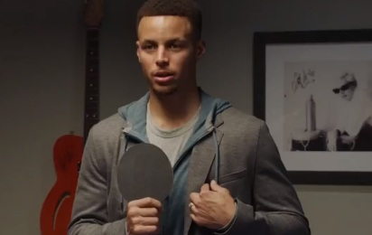 Chase Commercial - Stephen Curry