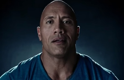 Dwayne Johnson (CNN Promo)