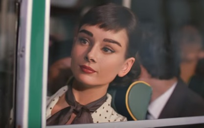 Audrey Hepburn (Galaxy Chocolate Advert)